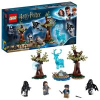 LEGO Harry Potter Expecto Patronum Set with 4 Minifigures 75945