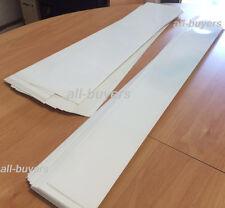 50 striscie di Adesivo in Polipropilene PVC trasparente x stampa laser 59cmX10cm