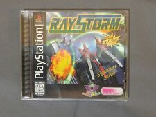 RayStorm - Sony Playstation PS1 - complete - USA