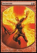 MTG MPR Promo * Incinerate
