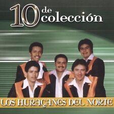 10 De Coleccion 2005 by Los Huracanes del Norte EXLIBRARY