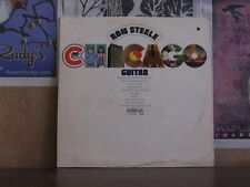 RON STEELE, CHICAGO GUITAR - OVATION LP OV/14-08