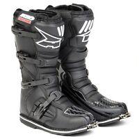 stivali moto cross enduro Axo drone mx neri black boots