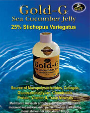 A Miracle Healing from Sea Gold-G Gamat Sea Cucumber Jelly 320 ML Herbal