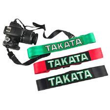 Green Camera Strap Universal Takata JDM DSLR Canon Etc Belt Lanyard Bride Bag