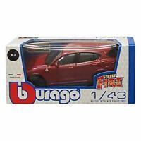 Bburago 1/43 Alfa Romeo Stelvio metallic red finished product