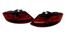 Audi TT TTS 8S Rückleuchten Heckleuchten Schlussleuchten LED Set komplett