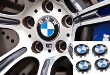 Tapabujes BMW, 68 mm x4 , Tapacubos, Centro de Rueda., Tapa llantas
