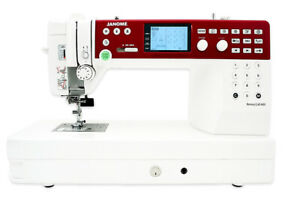 Janome MC6650 Memory Craft Semi-Industrial Quilting Sewing Machine