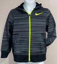 Nike Air Jordan Boys Hoodie Sweatshirt Size Small Medium Large 8 10 12 Navy Blue