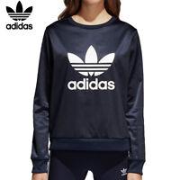 e86338aba3 Adidas Originals Trefoil Navy Blue Legend Ink Pullover Sweat shirt Jumper 6  - 14