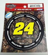 # 24 Jeff Gordon Camo Sticker Racing Camouflage Realtree Decal Chevy  Nascar