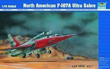 Trumpeter 1/72 01605 North American F-107A Ultra Sabre
