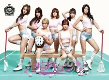 New AOA Mune Kyun Sexy ver. Type B First Limited Edition CD Photobook Photo Card