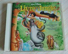CD ALBUM WALT DISNEY LE LIVRE DE LA JUNGLE 16 TITRES 1994 BOF VERSION FRANCAISE