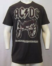 OLD NAVY 50/50 AC DC CANNON FOR THOSE ABOUT TO ROCK CREW NECK T SHIRT SZ XL