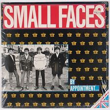 SMALL FACES: By Appointment SHRINK USA Accord Rock Vinyl LP VG++