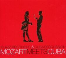 Klazz Brothers Klazz meets Cuba (2005, digi, & Cuba Percussion) [CD]
