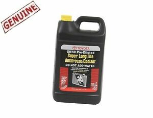 For Toyota RAV4 Lexus RX350 Scion Engine Coolant / Antifreeze Genuine 00272SLLC2