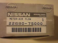 Nissan GT-R '2009-15 Mass Air Flow Sensor - New MINT PN  22680-7S000