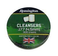 Remington .177 Cleanser Pellets 1 Tin 300 Air Rifle Air Gun Cleaning Shooting
