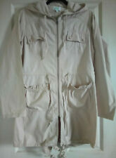 Ladies Parka Jacket Coat by LIME Nude Size 10
