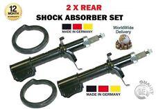 FOR SUZUKI BALENO 1995-2002 NEW 2 X REAR LEFT + RIGHT SHOCK ABSORBER SHOCKER