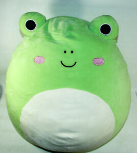 """Wendy the Frog Squishmallow 16"""" Super Rare Discontinued Great Condition"""