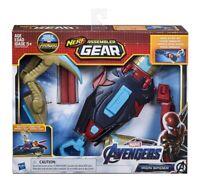 NEW SEALED 2017 Avengers Infinity War Nerf Assembler Gear Iron Spider Spider-Man