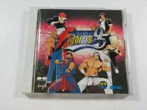 THE KING OF FIGHTERS 95 ORIGINAL SOUNDTRACK JPN (COMPLET - GOOD CONDITION)(WITH