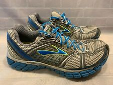 BROOKS Trance 12 Running Women's Shoe Size 10 (B) Grey Blue 1201241B341