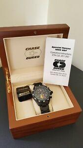 Chase Durer Special Forces 1000 UDT UNWORN NOS Brand New!