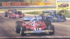 1977 FERRARI WOLF-COSWORTH BRABHAM ALFA ROMEO F1 cover