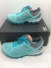 ON Womens Cloudsurfer Blue Running Training Athletic Shoes Size 5.5 ZC-265