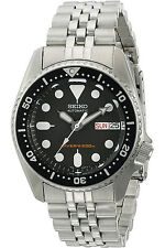 SEIKO SKX013K2,Men's Mid-size Sport,AUTOMATIC,SELF WINDING,200m WR,NEW,SKX013 ss