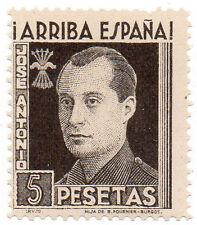 Sello Local Guerra Civil Falange Española Tradicionalista -Cat. Galvez 42