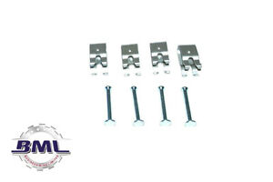 LAND ROVER DISCOVERY 3 2005-09 BRAKE SHOE FITTING KIT REAR. PART- SMN500012