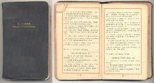 """"""" IL LIBRO DELLE PREGHIERE"""" 1933"""