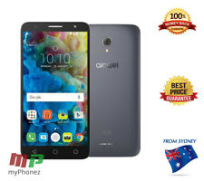 "New Unlocked Alcatel POP 4 OT-5051X 4GB 5"" 4G LTE Camera GPS FM Android 6 OZ Stk"