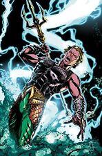 DC COMICS AQUAMAN VOL 7 EXILED HC HARDCOVER CULLEN BUNN ARTHUR CURRY