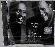 McCoy Tyner 'Manhattan Moods'  1994 Blue-Note CD Factory Sealed. New.