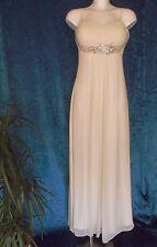 Lautinel - Braut-/Abendkleid mit Stola - elfenbein - Gr. 38