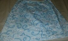 Lilly Pulitzer Multicolored Multipatterned Reversible Interchangeable Skirt Sz6