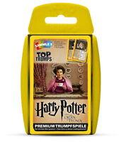 Top Trumps Harry Potter und der Orden des Phönix Spiel Kartenspiel Quartett