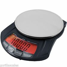 Digital Scale 1000g x 0.1g Jennings JScale JT2-1000 Top Loader Ounce AC Adapter