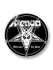 Pin Button Badge �˜38mm Venom Heavy Metal UK