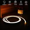 ATOM LED Neon Flex Warm White Rope Light 12V IP65 Waterproof Flexible Full Kit