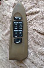2005 Chevy Trailblazer Power Window Switch 15180041