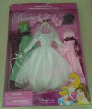 Fit for a Disney Princess Fashion Doll Outfit - Royal Wedding ***NEW***