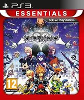 KINGDOM HEARTS HD 2.5 II.5 REMIX TEXTOS EN CASTELLANO  NUEVO PRECINTADO PS3
